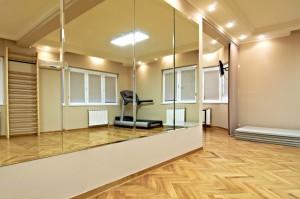 Зеркала в тренажерный зал