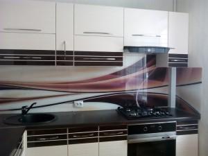 фартук с  фотопечатью для кухни