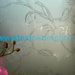Зеркало-SMC-DSG-046-беcцветное-Цветы-с-листьями