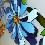 Зеркало сатин с заливным витражом Z2006 (стр.18)