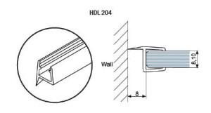 Профиль-ПВХ-стекло-стена-HDL-204