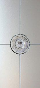 Адрия серебро, лента платина