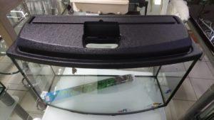 Аквариум - форма Телевизор на 55 литров