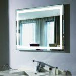 зеркало в ванну с подсветкой