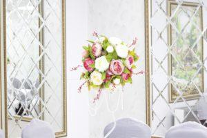 зеркальная плитка в багетной раме